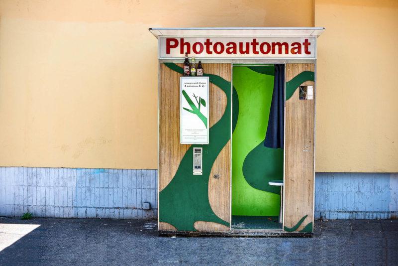 Photoautomat © Fabian Lenné