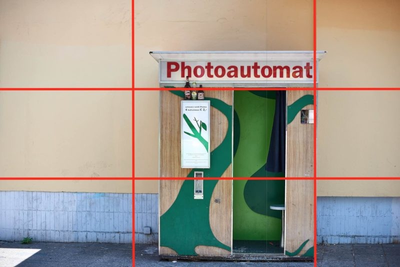 Fotobooth © Fabian Lenné