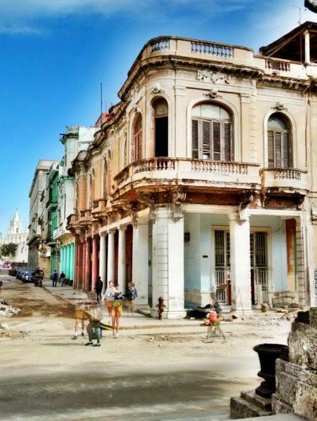 Paseo in Havanna, HDR – © Lorenz Borsche