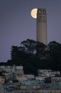 Der Mond am...