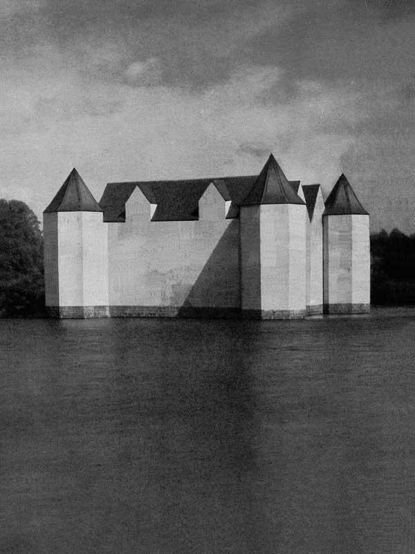 Beni Bischof: Castles – Added New Protection V (Schlösser – zusätzlicher neuer Schutz), 2009, Courtesy der Künstler © Beni Bischof