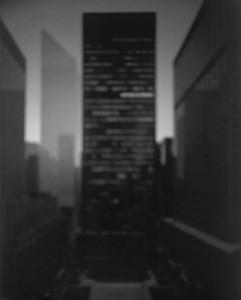 Hiroshi Sugimoto: Seagram Building, New York City,