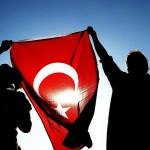 Proteste in Istanbul, Türkei (Keystone/EPA/Ulas Yunus Tosun)