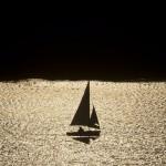 Segelboot auf dem Ottawa in Ottawa, USA (Keystone/AP Photo/Adrian Wild)