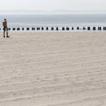 Am Strand des Jacob Riis Parks in New York, USA (Keystone/AP Photo/Kathy Willens)