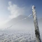 Winter in Ennetmoos, Schweiz (Keystone/Urs Flueeler)