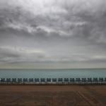 Blick auf das Mittelmeer in Nizza, Frankreich (Keystone/AP Photo/Lionel Cironneau)