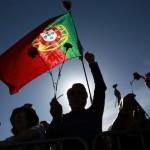 Tag der Arbeit in Lissabon, Portugal (Keystone/AP Photo/Francisco Seco)