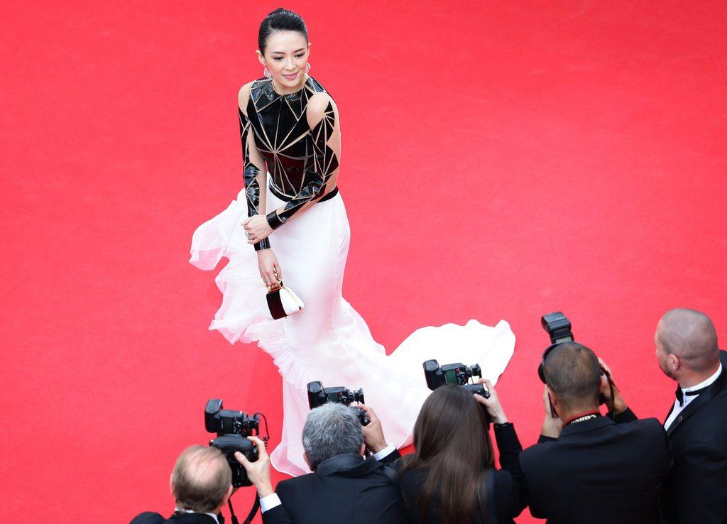 Auf dem roten Teppich von Cannes, Frankreich (Keystone/EPA/Vittorio Zunino Celotto)