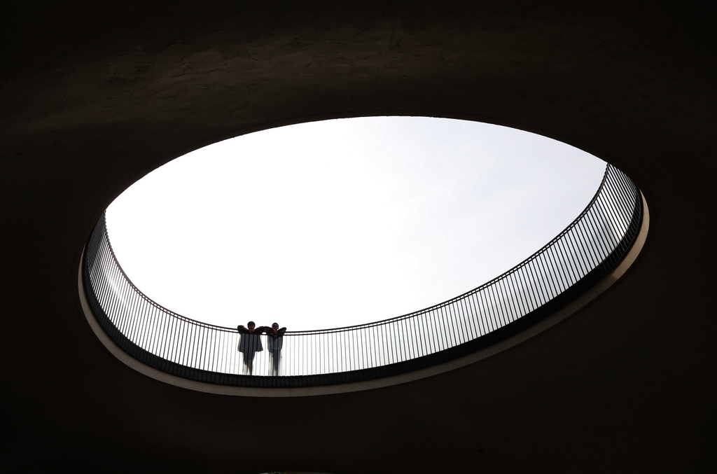 Zeitlos in Tokyo, Japan (Keystone/AP Photo/Shizuo Kambayashi)