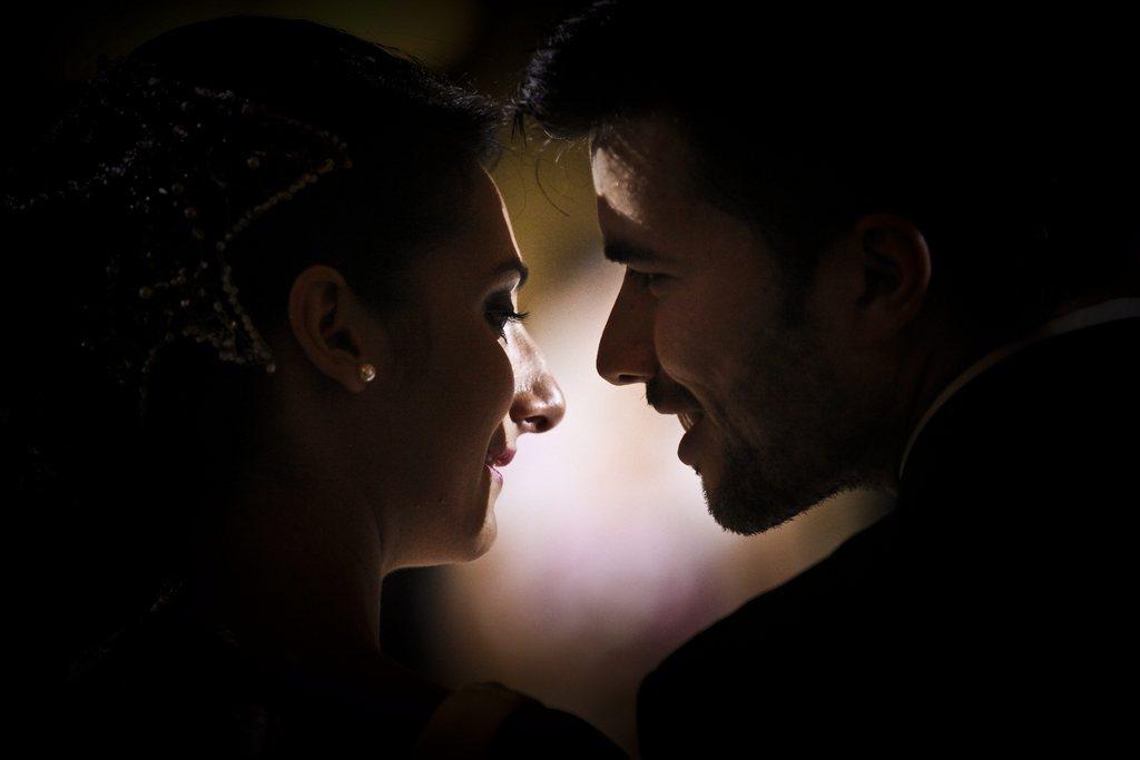 Brautpaar in Lissabon, Portugal (Keystone/EPA/Mario Cruz)