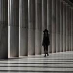 In den Attalos Arkaden in Athen, Griechenland (Keystone/EPA/Yannis Kolesidis)