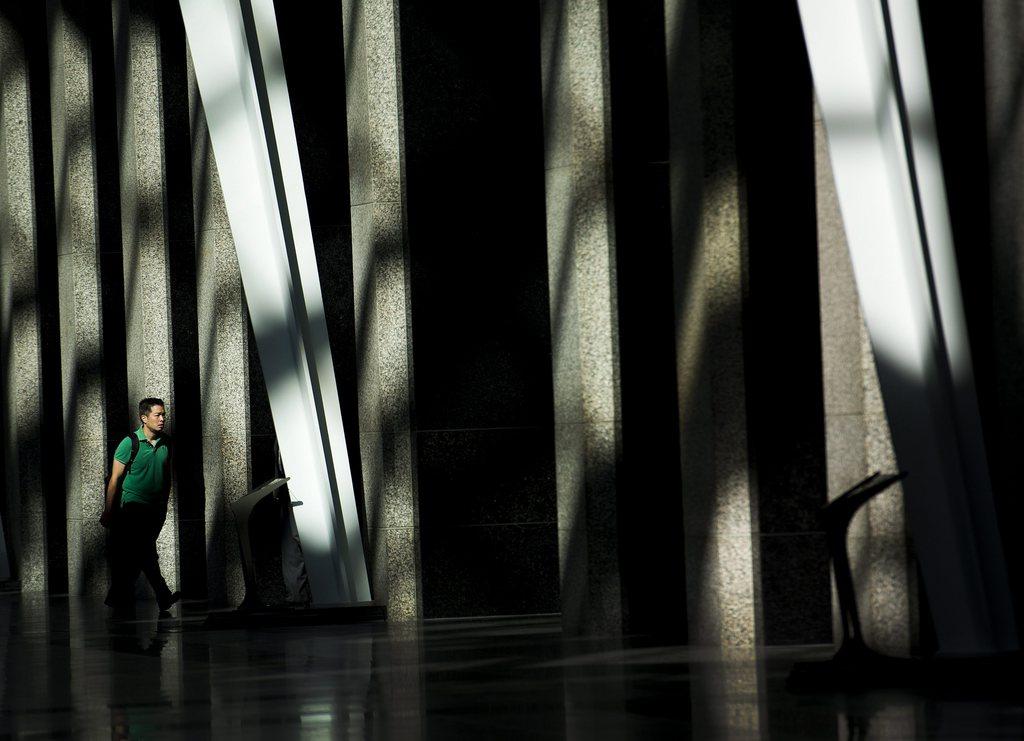 Frühes Morgenlicht in Toronto, Kanada (Keystone/AP Photo/Nathan Denette)
