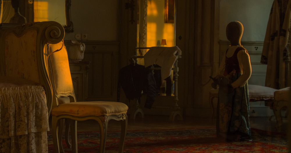 Fotografie aus dem Burgmuseum