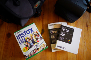 Instax Wide Film/Impossible Color 600 Film