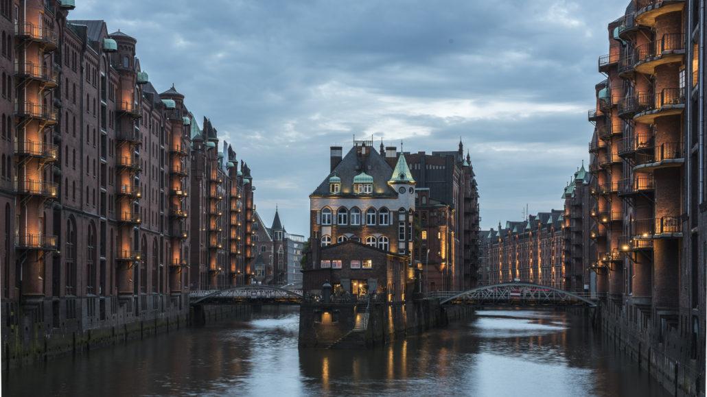 Hamburg Speicherstadt. © PS