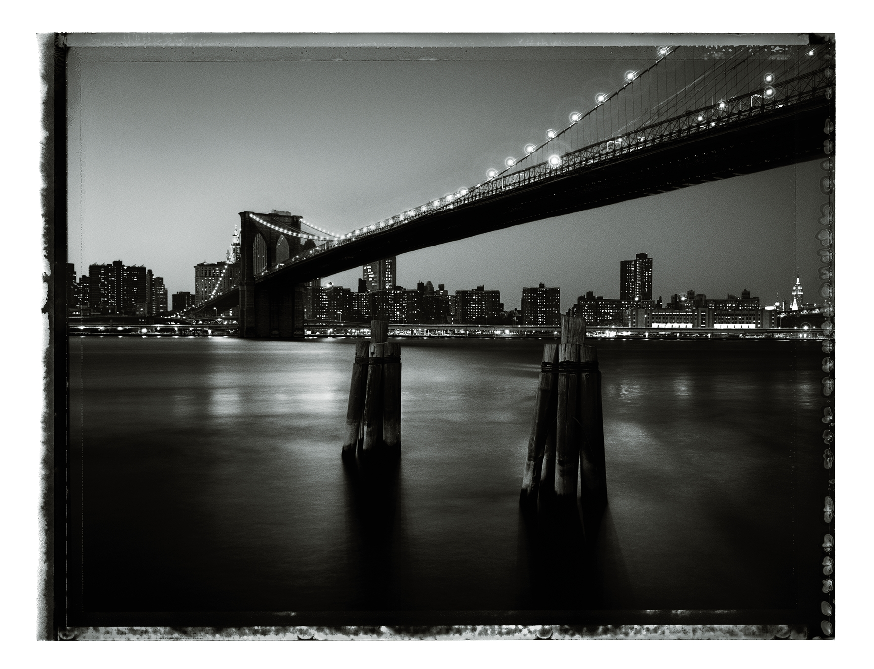 Brooklyn Bridge - (c) Christopher Thomas