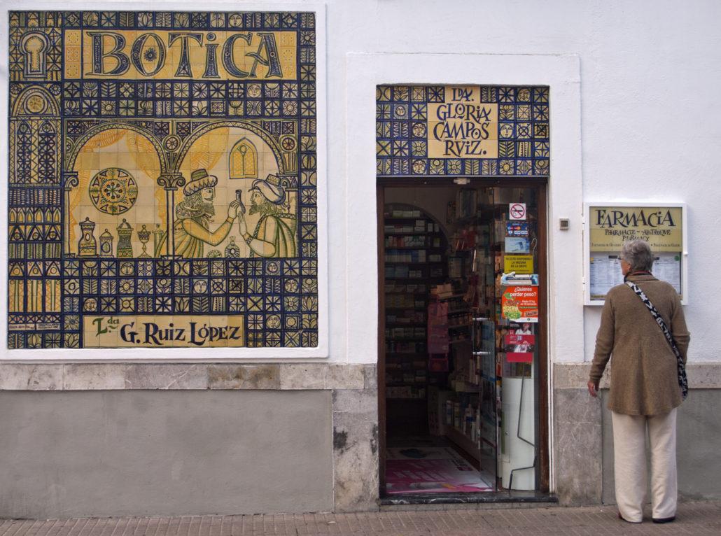 Farmacia Ruiz Lopez in Cordoba