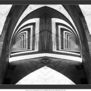 Architektur, 4fach gespiegelt © Dierk Topp